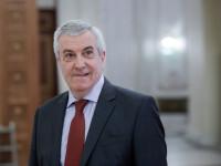 """Tăriceanu, despre Lazăr și Iohannis: """"Final cu happy-end pentru două personaje patetice"""""""