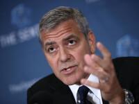"""George Clooney: """"Rasismul e pandemia din SUA"""". Cum l-a atacat pe Trump"""