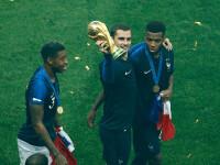 Reacția lui Griezmann întrebat despre originile africane ale jucătorilor din naționala Franței