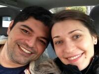 Povestea românilor care s-au căsătorit şi au devenit absolvenţi de Medicină în aceeaşi zi, în UK