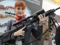 Spioana rusă Maria Butina şi-a recunoscut vinovăţia. Reacţia lui Vladimir Putin
