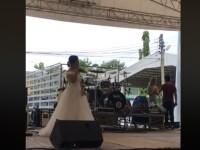 O mireasă a fost părăsită la altar în timp ce-și transmitea nunta live, pe Facebook