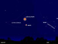 Eclipsă de lună. Cea mai lungă eclipsă de lună din acest secol se va produce vineri noapte