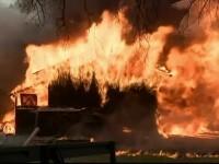Un suspect arestat după incendiile devastatoare din California