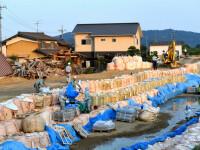 Japonia va fi lovită de un taifun ce ar putea produce un dezastru. Rafale de 180 km/h