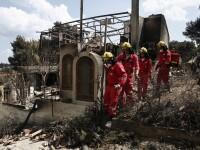 Guvernul de la Atena refuză să accepte vreo răspundere privind incendiile. Pompierii spun că oamenii trebuiau evacuaţi