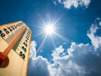 Vreme frumoasă și temperaturi în creștere în aproape toată țara