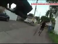 Bărbat de culoare, împuşcat de poliţie în SUA. Gestul care i-a fost fatal