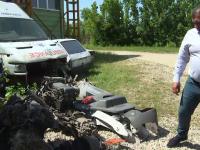 Consilierul local care a furat motoarele ambulanţelor a bătut şi 2 angajaţi ai primăriei