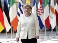 Reacția Angelei Merkel la vestea unui BREXIT DUR pe 31 octombrie