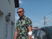 Atacul violent asupra omului de afaceri din Gorj, surprins de camere. Primele sale declarații