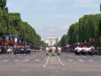 Prima paradă militară de \'\'Ziua Independentei\'\', la solicitarea specială a lui Trump