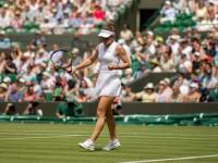 Halep s-a calificat în turul 3 la Wimbledon. Gestul făcut de Buzărnescu în timpul meciului