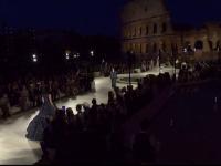 Casa Fendi, omagiu regretatului Karl Lagerfeld. Show lângă Colosseum