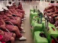 18 copii români, blocaţi pe aeroportul din Barcelona. De ce nu au putut urca în avion