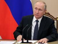 Anunţul oficial al lui Putin privind incidentul nuclear din Rusia.