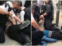 Șofer bătut de polițiști, nemulțumiți de cum a parcat mașina: