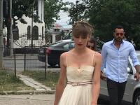 Imagini de la nunta lui Radu Mazăre. Cum arată rochia de mireasă a Roxanei