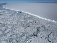 Unde a ajuns cel mai mare ghețar din lume. Acum 2 ani, s-a desprins din Antarctica