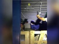 Captură surpriză la Vama Nădlac. Ce voia un șofer turc să aducă ilegal în România