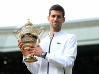 Lovitură în tenis. Novak Djokovici a fost testat pozitiv cu coronavirus