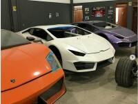 Doi bărbați construiau în garaj replici de Ferrari și Lamborghini. Cu cât le vindeau apoi