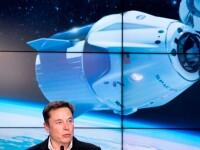 Noi detalii despre naveta spațială SpaceX, oferite de Elon Musk