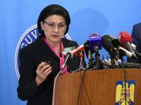 Reacția Ecaterinei Andronescu la videoclipul care ironizează o greșeală a ministrului Educației