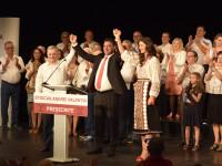 Partidul condus de fostul primar Neculai Onțanu și-a lansat candidatul la prezidențiale