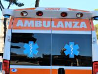 Caz şocant în Italia: un român şi-a bătut cu sălbăticie iubita, apoi şi-a dat foc de supărare