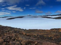 """Primul ghețar """"ucis"""" de încălzirea globală. Gestul făcut de autoritățile din Islanda"""