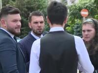 """Studenții au mers la Guvern, după ce au aflat planurile lui Teodorovici. """"Să înceteze"""""""