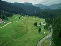 Turismul practicat ilegal în România. Mulți încep să construiască în ariile protejate