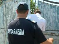 Părinții victimelor au venit la casa lui Gheorghe Dincă, după ce a recunoscut crimele