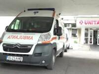 Un copil de 3 ani din Iași a căzut de la etajul 3. Era acasă cu mama lui