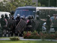 16 deținuți decapitați în urma unei revolte violente într-o închisoare din Brazilia