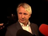 """Teodorovici, iritat de protestatarii de la PSD: """"STS nu ține nici de PSD, nici de Guvern"""""""