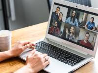 Plan de relansare: Angajații care lucrează de acasă vor primi 500 euro pentru echipamente IT