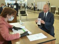 Referendumul din Rusia, votat masiv. Vladimir Putin poate rămâne președinte până în 2036