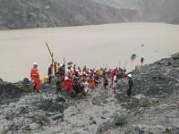 Tragedie fără margini. Sute de oameni morți, în urma unei alunecări de teren. VIDEO șocant