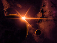 """Fenomen uluitor. Au fost descoperite 2 planete care """"dansează"""". Cum este posibil acest lucru"""