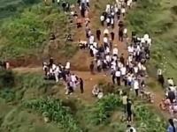 Mii de localnici din China, în căutări pe munți, după ce au auzit sunete de dragon. Ce au descoperit este uluitor. VIDEO