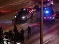 O femeie, ucisă la Seattle. O mașină a lovit-o în plin în timpul unui protest
