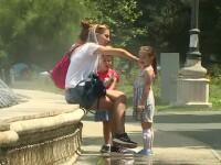 Vremea 9 august. Prognoza meteo pentru București și țară - caniculă, dar și vânt puternic