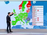 """Lista țărilor """"verzi"""" a fost actualizată de Guvern. Ce state au impus restricții românilor"""