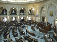 Senatul a aprobat organizarea alegerilor locale pe 27 septembrie. Urmează votul deputaților