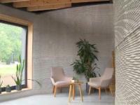 VIDEO. Cum arată prima casă ridicată cu ajutorul unei imprimante 3D. A fost gata în 2 zile