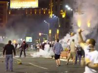 Scene violente in Serbia, dupa ce Guvernul a anuntat ca se revine la starea de urgenta. Proteste la sediul Parlamentului