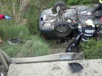 Grav accident în Botoșani, comis de un șofer băut. Ce s-a întâmplat