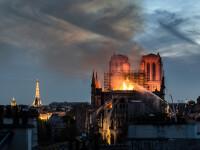 Ce se va întâmpla cu Notre Dame. Mesajul transmis de Guvernul Franței